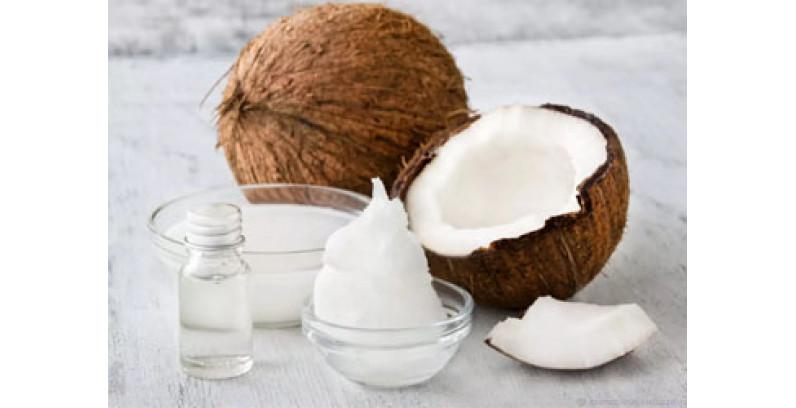Кокосовое масло показало высокую эффективность при лечении от коронавируса